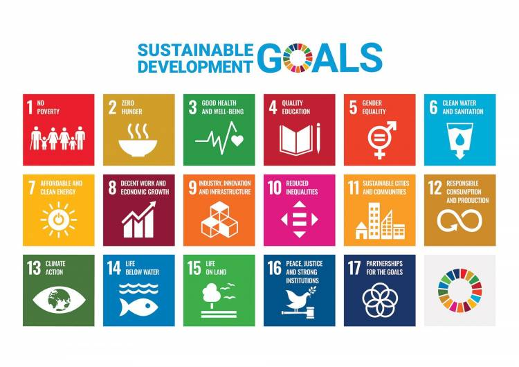 Sustainability Development Goals report has been published
